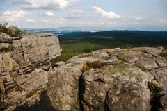 Góry stołowe Royalty Free Stock Photography
