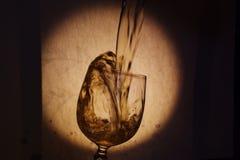 Gry winograd w szkle Obraz Stock