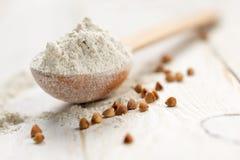 Gryczana mąka zdjęcie royalty free