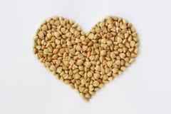 Gryczani nasiona kierowi Zdjęcia Royalty Free