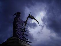 grym reaper Royaltyfria Bilder