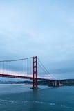 Gryning i San Francisco Royaltyfria Foton