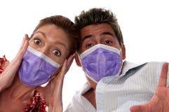 grypa maski obraz royalty free