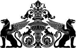 gryphon Royaltyfri Bild