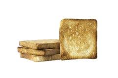 Grzanka chleb Obraz Stock