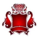 grzebienia diament royalty ilustracja
