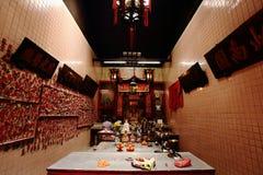 Grzechu Sze Si Ya świątynia Fotografia Stock