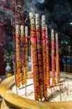 Grzechu Sze Si Ya świątynia w Kuala Lumpur, Malezja Zdjęcia Royalty Free