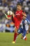 Grzegorz Krychowiak of Sevilla FC Royalty Free Stock Images