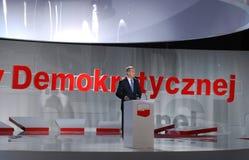 Grzegorz Napieralski, chairman SLD Stock Photo