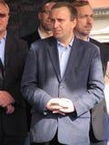 Grzegorz Schetyna imagens de stock royalty free