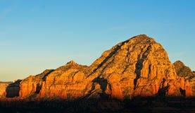 Grzmot góra Obrazy Royalty Free