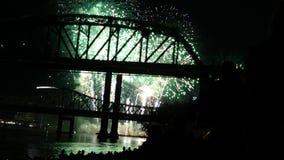 Grzmot Nad Louisville fotografia stock