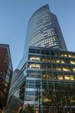 GS hoofdkwartier bij 200 het Westenstraat Stock Foto's