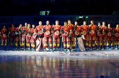 GSHC team Royalty Free Stock Images