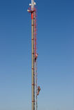 GSM κεραιών Στοκ φωτογραφίες με δικαίωμα ελεύθερης χρήσης