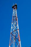 GSM antenna Stock Image