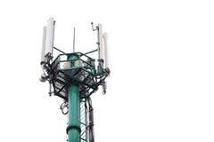 Gsm antenna Stock Photo
