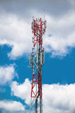 GSM Antenna Tower Stock Image