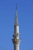 Gsm anteny minaret Zdjęcie Stock