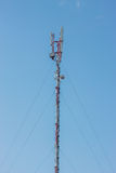 GSM base station Royalty Free Stock Photography