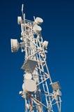 GSM bevroren antenne Royalty-vrije Stock Afbeeldingen