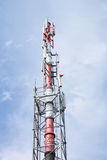 Gsm tower Stock Photography