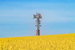 Gsm transmitter Royalty Free Stock Photo