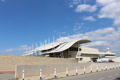 GSP football stadium in Nicosia Royalty Free Stock Images