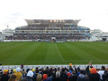 GSP football stadium Royalty Free Stock Images