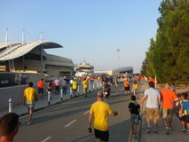 GSP football stadium Stock Images
