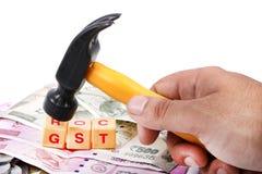 GST Image libre de droits