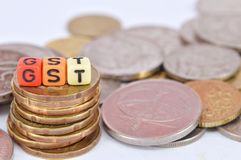 GST Images stock