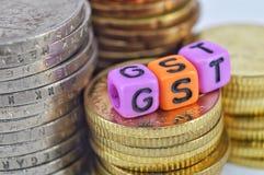 GST Stock Fotografie