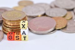 GST Stock Photography