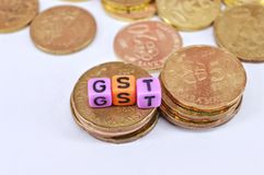 GST Stock Images