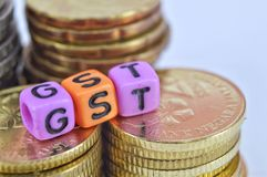 GST Stock Photos