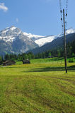 Gstaad Royalty Free Stock Image