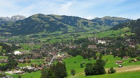 Gstaad Stock Images