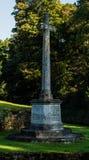 GT Πολεμικό μνημείο BrickHill Στοκ εικόνα με δικαίωμα ελεύθερης χρήσης