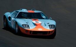 GT40 - Гоночный автомобиль Форда Стоковая Фотография RF