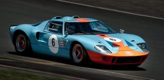 GT40 - Гоночный автомобиль Форда Стоковое Фото
