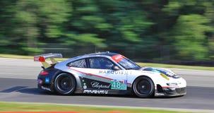GT обходит вокруг гонку Стоковые Изображения RF