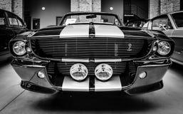 Мустанг GT500 Cabrio Eleanore Shelby Стоковое фото RF