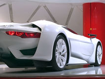 GT by Citroen Royalty Free Stock Images