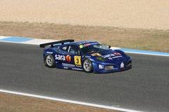 GT geöffnet - Ferrari lizenzfreie stockfotografie