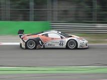 GT italiana Ferrari 458 Monza 2013 Imagenes de archivo
