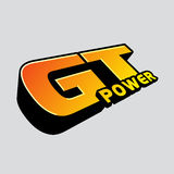 Gt-maktlogo Royaltyfri Bild