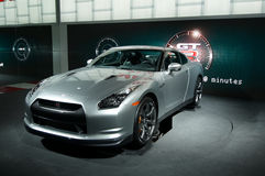 GT Nissan ρ Στοκ Φωτογραφίες
