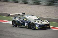 GT Open Aston Martin Vantage GT3 at Monza Stock Photo